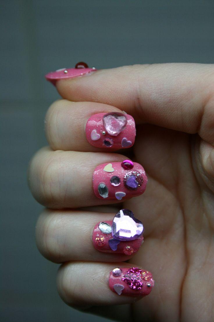 Best 25+ Weird nails ideas on Pinterest | Amazing nails ...