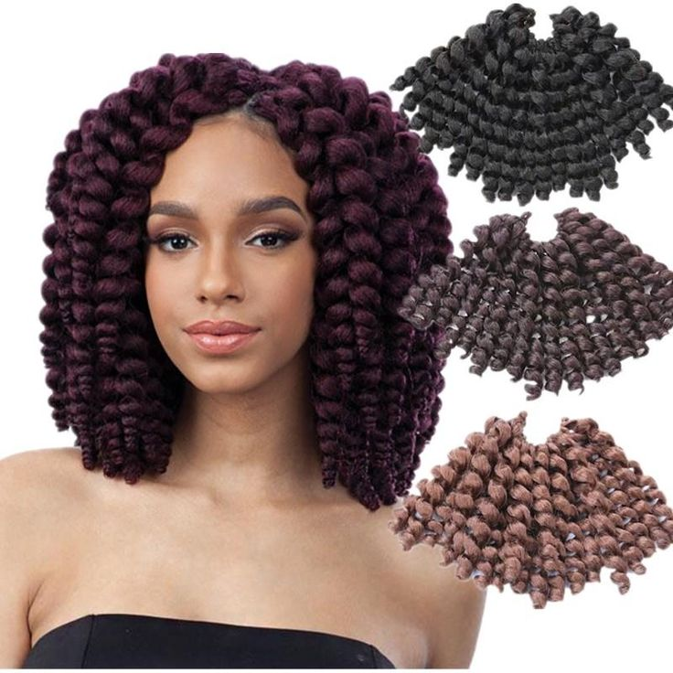 14 best jamaican bounce crochet hair images on pinterest twists 8inch jamaican bounce crochet hair synthetic hair extensions pmusecretfo Choice Image