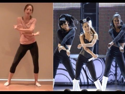 ▶ Ariana Grande 'Problem' Dance Tutorial - YouTube