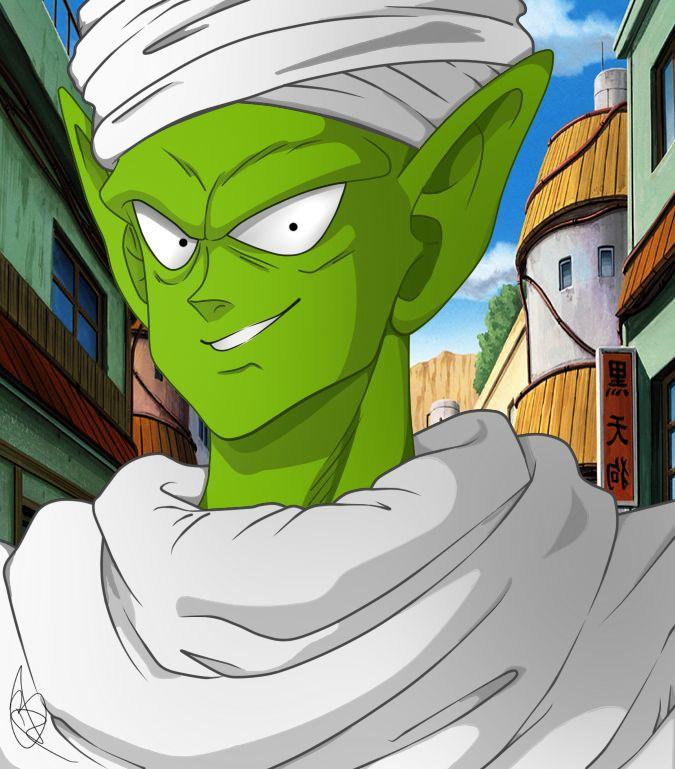 Piccolo Jr. [BG by Naruto anime] ~ bj BJR