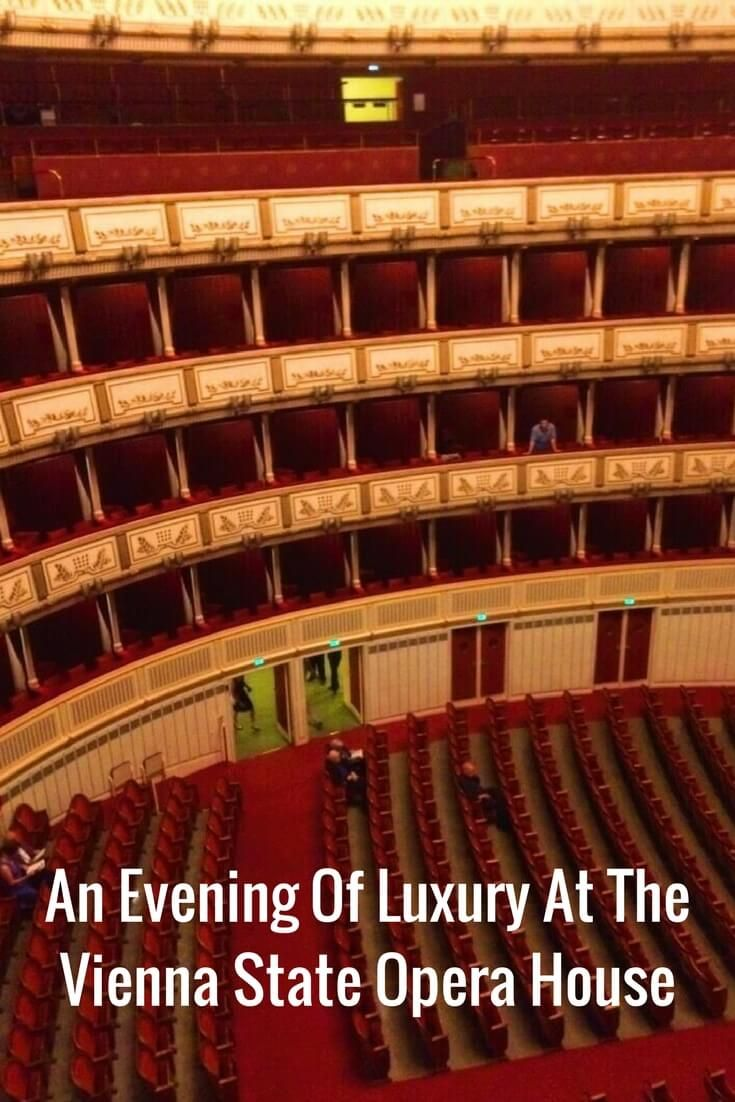 An Evening Of Luxury At The Vienna State Opera House 2