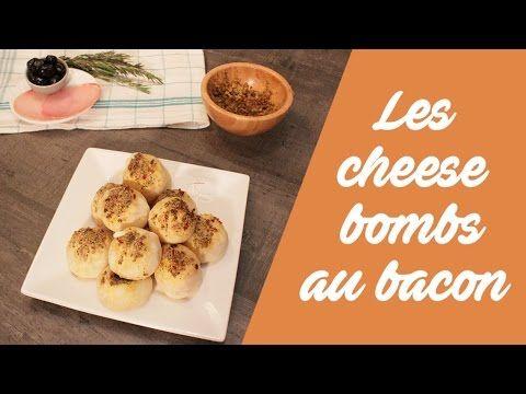 La recette des cheese bombs au bacon ! - YouTube