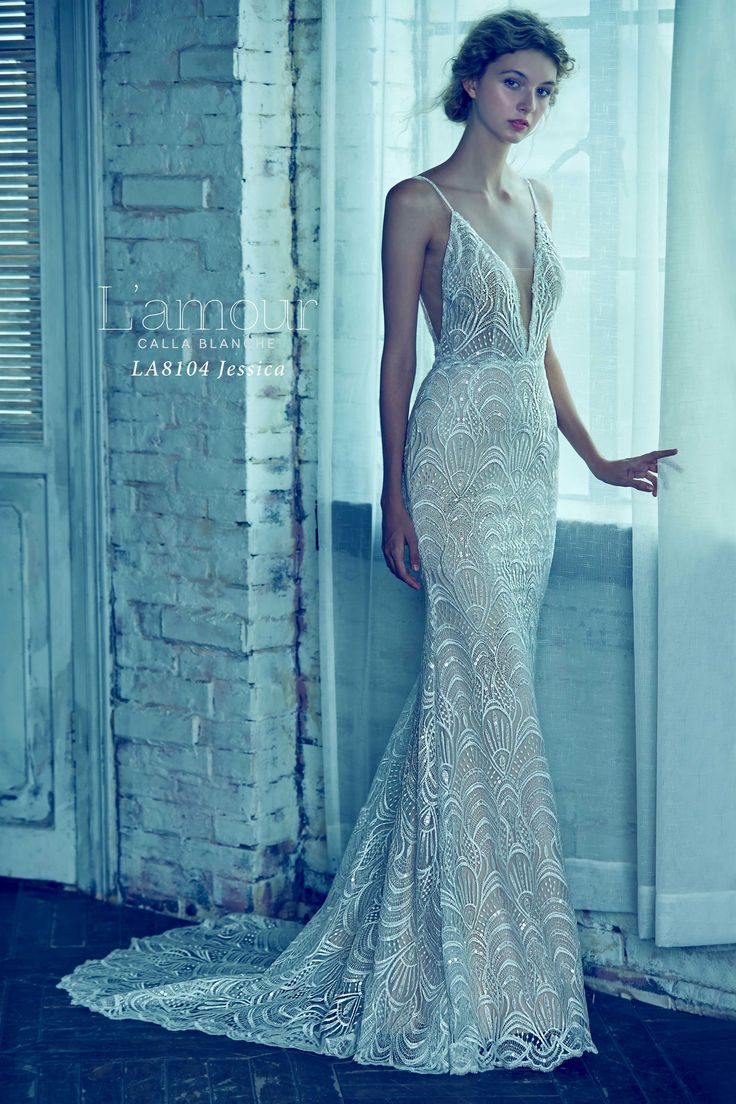 36 best Calla Blanche images on Pinterest | Short wedding gowns ...