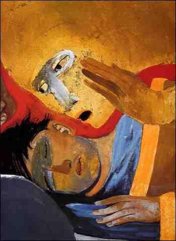Arcabas - Le songe de Joseph | Flickr – Condivisione di foto!