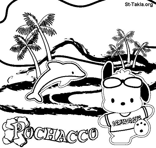 160 best Sanrio Coloring Pictures images on Pinterest Sanrio