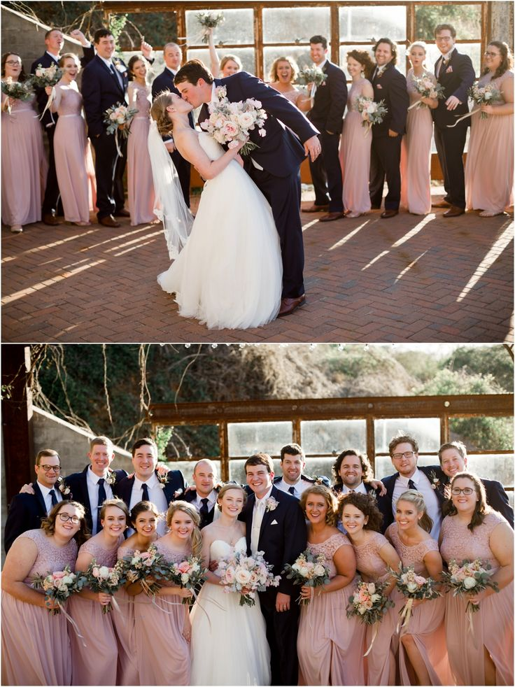 Best 61 Large Wedding Parties - Southern Weddings - JoPhoto images ...