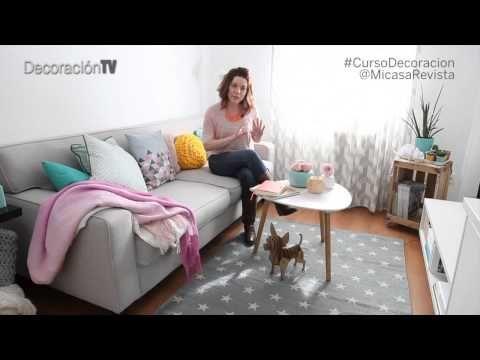 Curso de decoracion Micasa: Un piso de alquiler convertido en hogar - YouTube