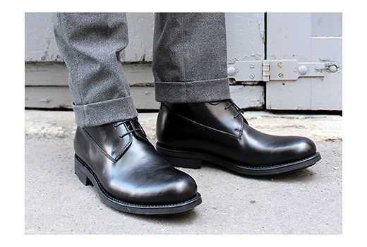 Keystone gomme - Chaussures Ville - Boots homme - Bexley
