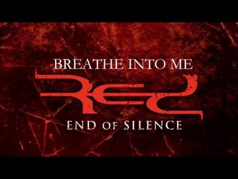 RED - Breathe Into Me - Lyric Video  - Check out my YouTube channel for more lyric videos from End of Silence.