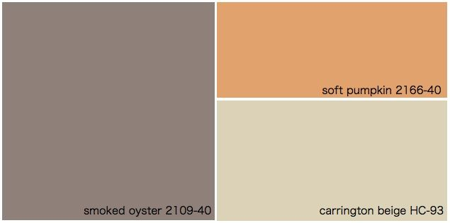 exterior paint color schemes with stucco and stone | Curated Lifestyle: New Exterior Paint Combinations