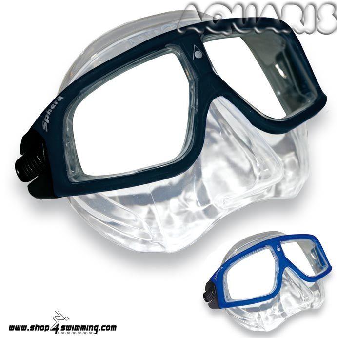 Aqua Sphere Apnoe Mask SPHERA