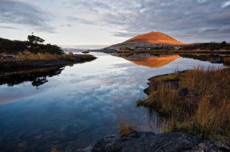 Sunrise At Derryinver by Aoife Herriott on ArtClick.ie Photos of Ireland