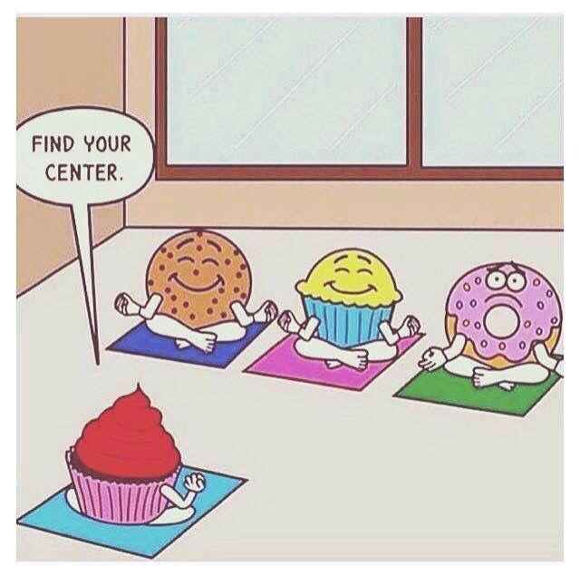 Funny. Doughnut. Cupcake. Cookie.