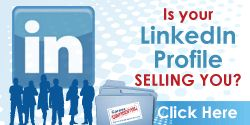 One of our most sought after products is how to make your LinkedIn profile work for you in the job search.  We've utilized the power of LinkedIn and we'd like YOU to do the same.   http://linkedin-for-jobseekers.com/linkedin-profile-tutorial.htm
