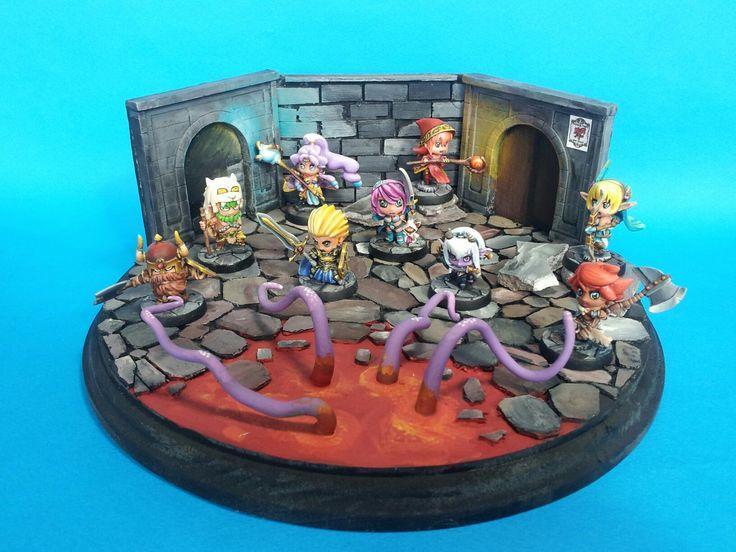 Super Dungeon Explore!