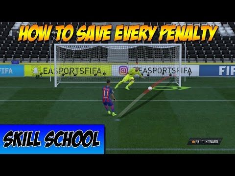 http://www.fifa-planet.com/fifa-17-tips-and-tricks/skill-school-how-to-save-every-penalty-fifa-17-tips-and-tricks/ - SKILL SCHOOL | HOW TO SAVE EVERY PENALTY | FIFA 17 TIPS AND TRICKS  I hope you like the idea of this new series! Will be giving little lessons on how you can improve your game and do better in the FUT Champions league 😀 Follow me on Twitter: https://twitter.com/JTG_Fifa Check Out My Twitch For Live Stream- https://www.twitch.tv/jtg_fifa/profile Go follow me