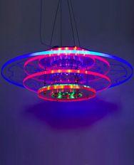 Ufo Hanging Light Small from Cyberdog UK Ltd