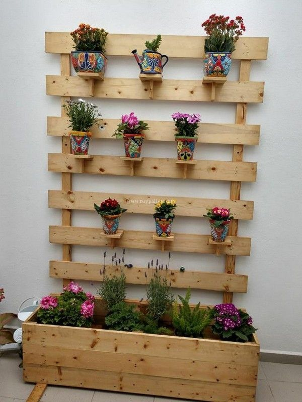 ENCHANTING AND WONDERFUL DIY PALLET PROJECTS