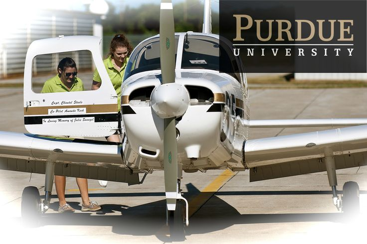 More than a flight school, Purdue offers a bachelor's degree in professional flight that provides you with a larger perspective of the aviation industry. Your classes range from how an airplane is built to decision-making in the airline industry. You will learn by flying in our state-of-art fleet and matching simulators, and from aviation professionals with significant industry experience. The School of Aviation and Transportation Technology encourages you to obtain the highest level of…