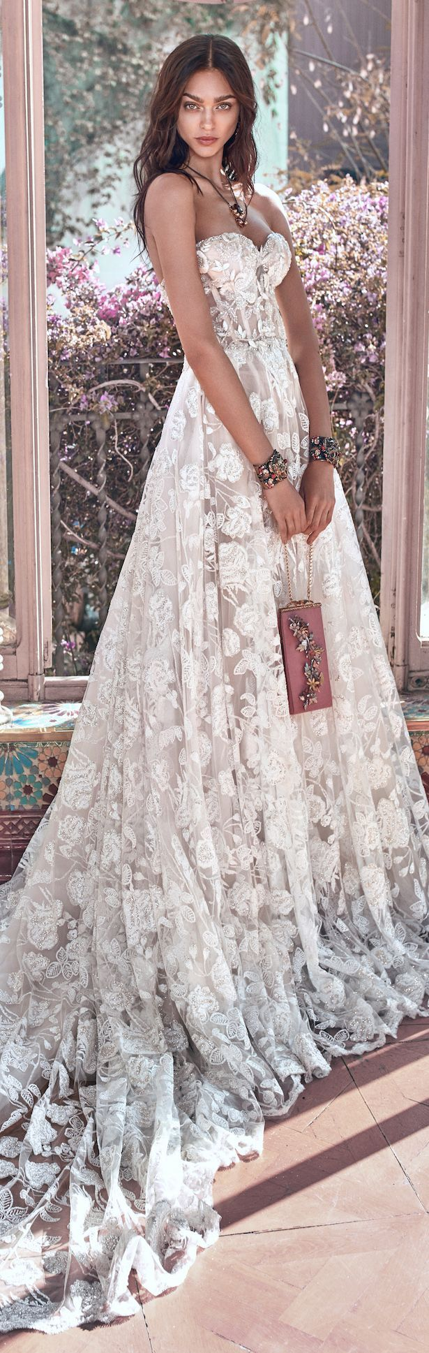 Galia Lahav Wedding Dress Collection 2018 Victorian Affinity