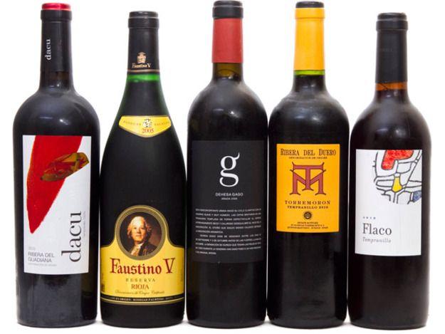 Serious Eats Amateur Wine Taste-Along: Spanish Tempranillo Under $20
