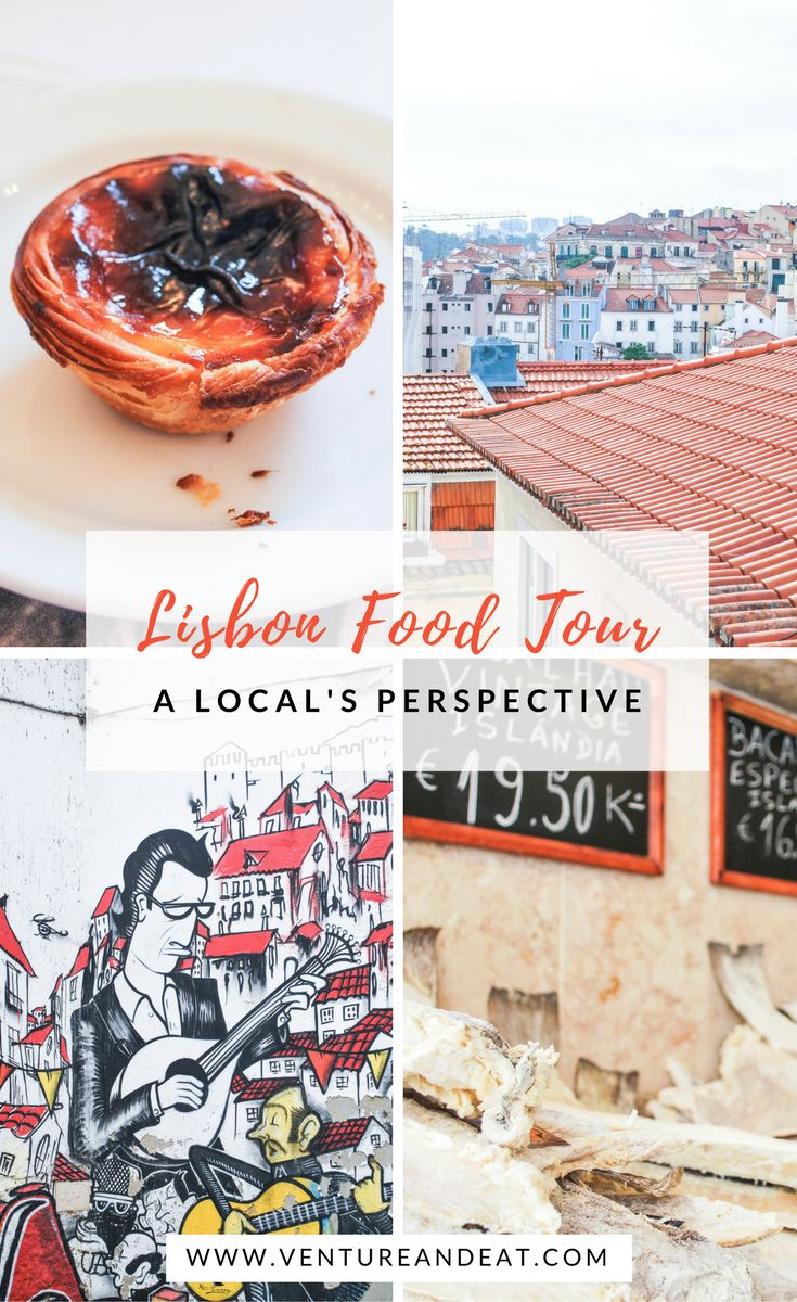 Lisbon Food Tour | Food Tour | Lisbon City Guide | Lisbon Travel Guide | Want to explore the history of Lisbon? A Lisbon food tour is the perfect answer. Discover the city with Taste of Lisboa.
