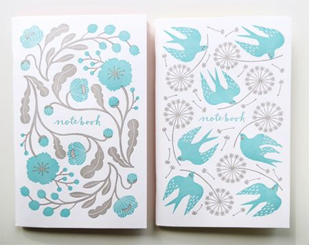 Letterpress stationery : Masako Kubo