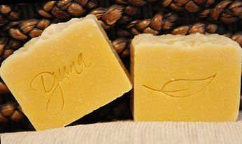 JUICE BARS - Silky Carrot Soap made with cold pressed fresh carrot juice