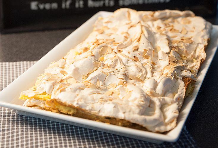 "Норвезький торт ""Verdens beste kake"" : Ням ням за 5 хвилин"