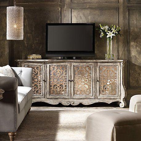 Hooker Furniture Chatelet 4 Door Credenza
