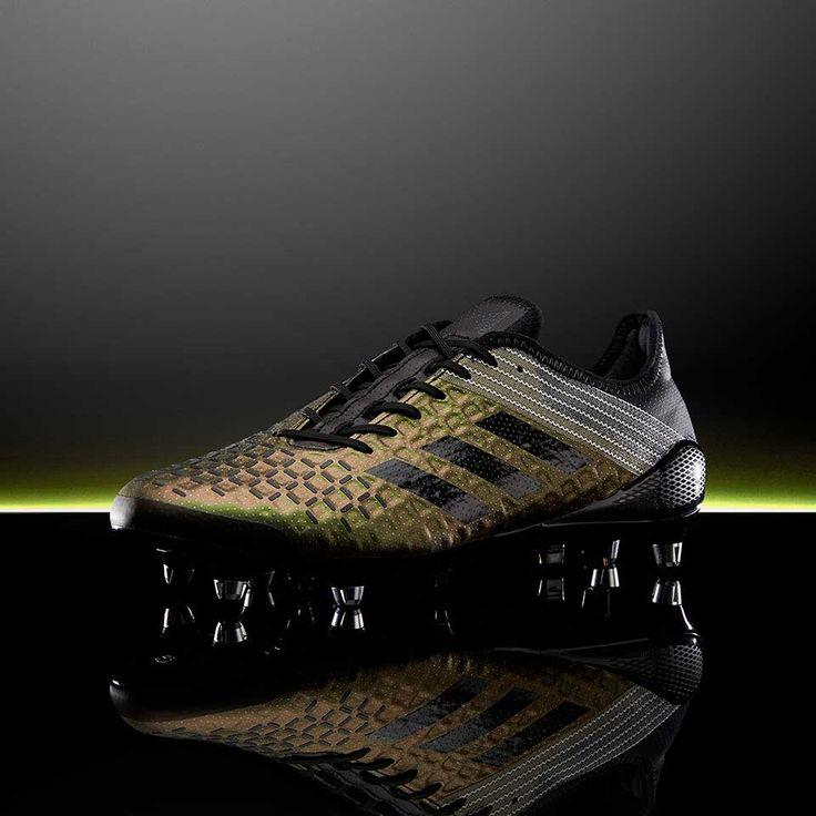 adidas Predator Malice Control SG - Core Black/Core Black/Utility Black