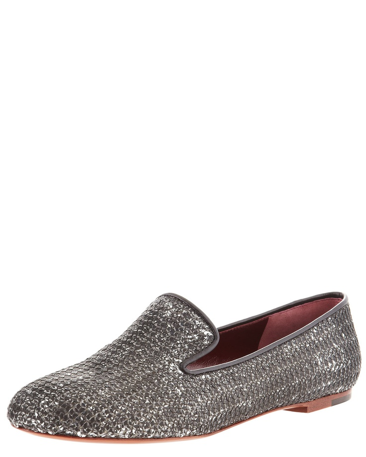 MARC by Marc Jacobs Brushed Sequin Slip-On Loafer   by Bergdorf Goodman