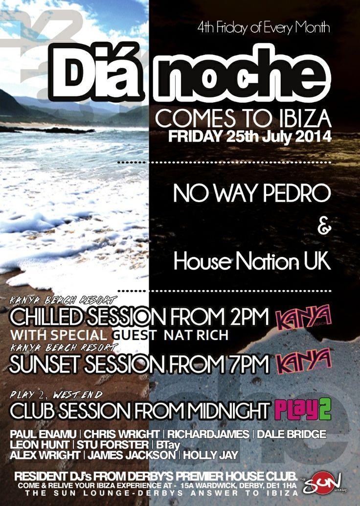 My first ever Ibiza gig ☀️☀️☀️☀️☀️