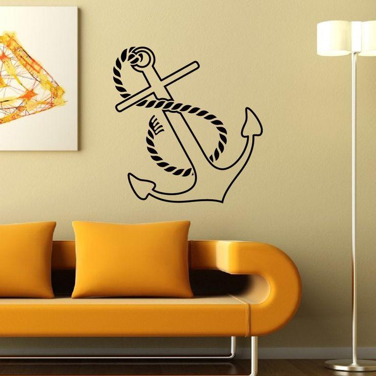 26 best Nautical Wall Art images on Pinterest   Nautical wall art ...