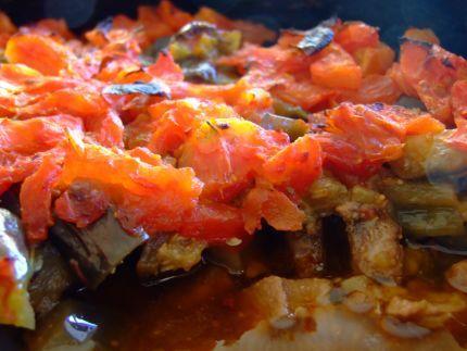 Adana Usulü Patlıcan Tava