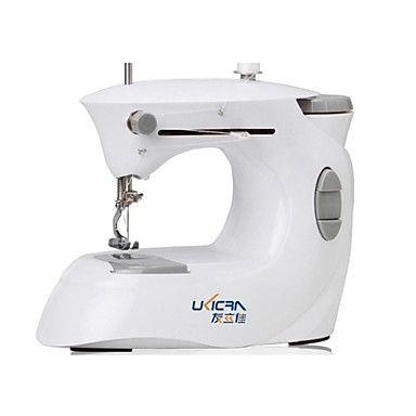 bærbare mini symaskine med fodpedalen (4xAA) 1768123 2016 – kr.317