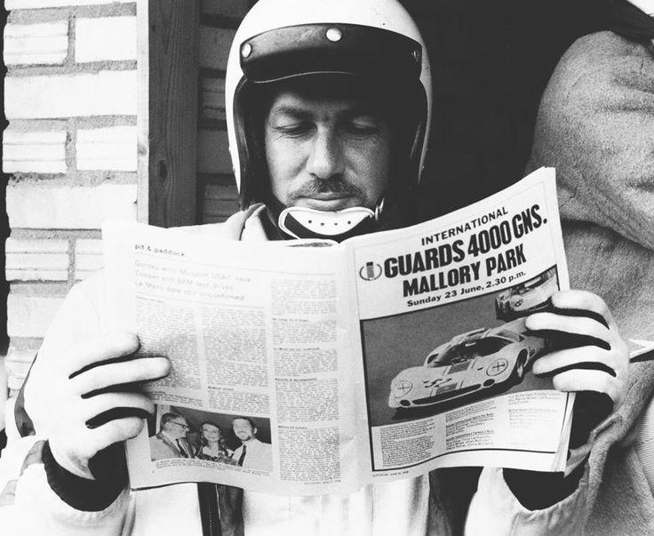 Jo Bonnier (1930-1972). (ph. definemotorsport.com) source UK Racing History.