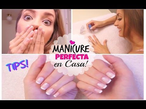 15 NAIL HACKS ✔ | TIPS para UÑAS PERFECTAS EN CASA!♥ | 15 Nail Hacks Every Girl Should Know! - YouTube