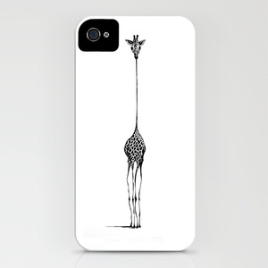 Giraffe iPhone Case by Nicole Cioffe: Iphone Cases, Iphone 4S, Giraffes Iphone, Giraffes Obsession, Covers Iphone, Phones Covers, Phones Cases, Giraffes Phones, Iphone Accessories
