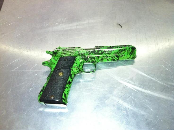 Ajax™ Realtree® Camo 1911 Pistol Grips - 129153, Grips at ...