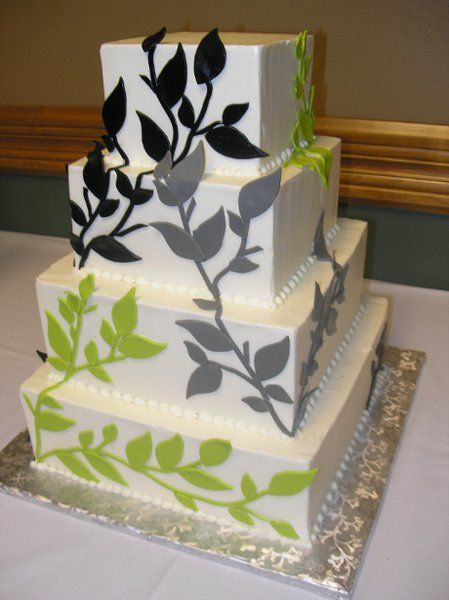 Wedding Cakes Wedding Cakes Photos on WeddingWire