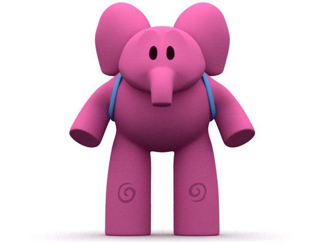 Elefanta elly
