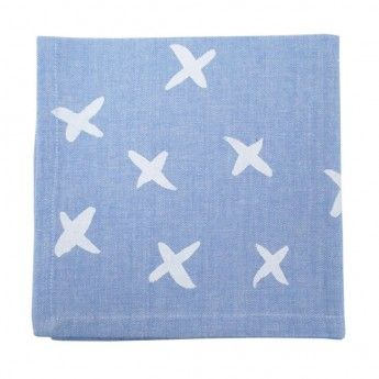 Kisses Chambray Napkin