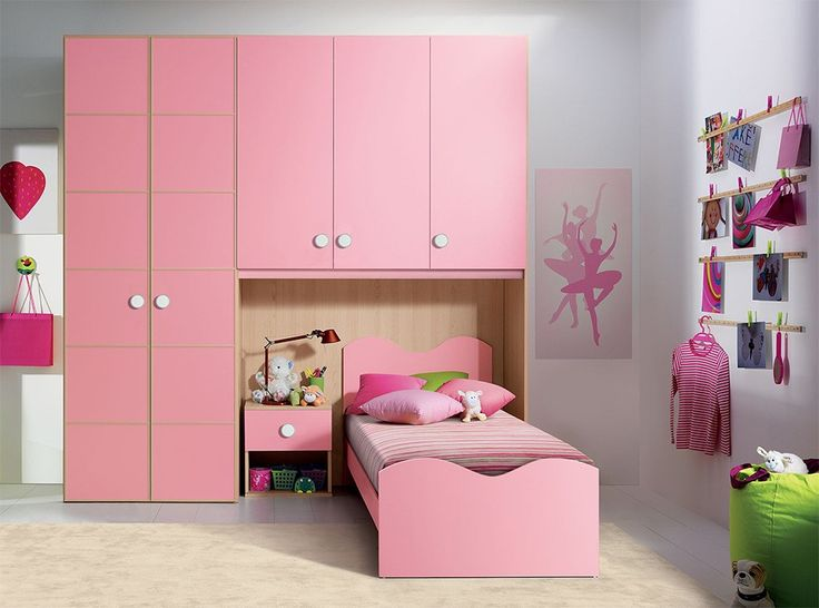 Contemporary Kids Bedroom Composition VV G092 - $2,285.00