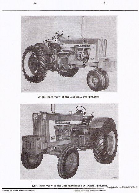 Farmall 460 Parts Catalog : Best red power images on pinterest old tractors