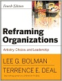 4 organizational adaptive change frames:   Structural, Human Resources, Political, Symbolic