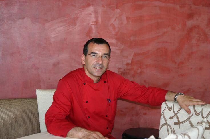 chef Stathis Kouteris