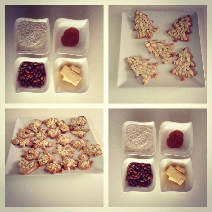 Mandlové sušenky - Fitness Recepty