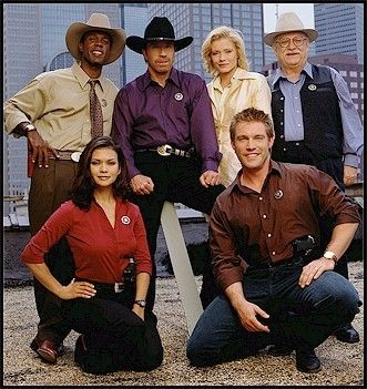 Walker Texas Ranger....... cause the eyed of the ranger are upon you.