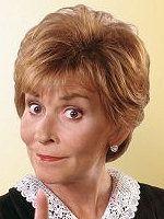 Judge Judy  (Judith Sheindlin)